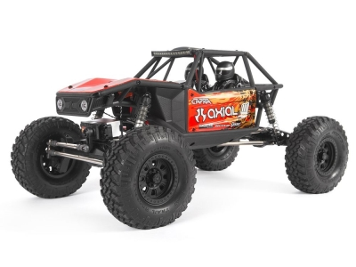 AXIAL Capra 1.9 Unlimited rouge 4WD 1/10e RTR Trail Buggy