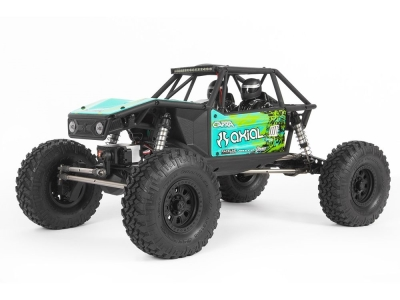 AXIAL Capra 1.9 Unlimited vert 4WD 1/10e RTR Trail Buggy
