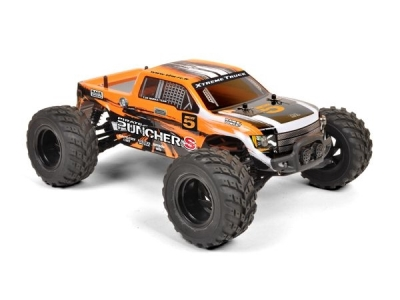 T2M Pirate Puncher S orange brushed 1/12e 2WD RTR