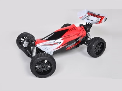 T2M Pirate Razor brushed Rouge 1/10e 4WD RTR