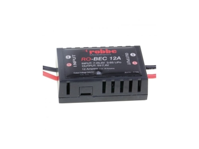 Switch Bec Ro-Bec 12A - 5/6/7,4V - Robbe