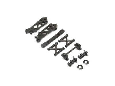 LOSI - Body and Wing Mount Set: TENACITY T