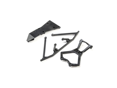 LOSI - Front Bumper Set: 22S SCT