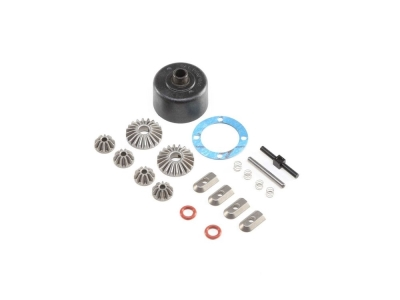 LOSI - Limited Slip Differential Rebuild Kit: LST 3XL-E