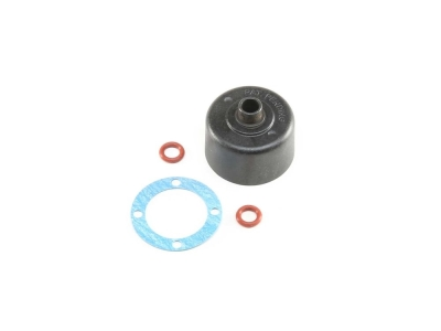 LOSI - Limited Slip Differential Case: LST 3XL-E