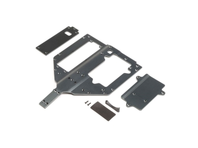 LOSI - Chassis, Motor & Battery Cover Plates:SuperRockRey
