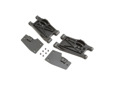 LOSI - Front, Lower Suspension Arms (L/R): SuperRockRey