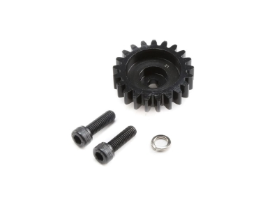 LOSI - 21T Pinion Gear, 1.5M & Hardware: 5ive-T 2.0