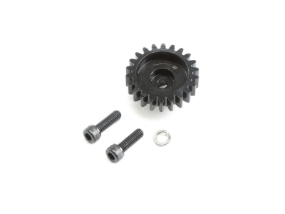 LOSI - 22T Pinion Gear, 1.5M & Hardware: 5ive-T 2.0