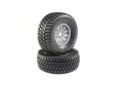 LOSI - Desert Claw Tire,Mounted(2): Super Baja Rey