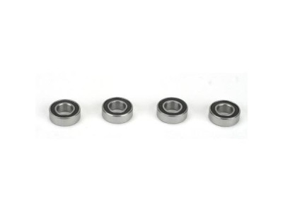 LOSI - 6x12mm Roulements étanches (4)