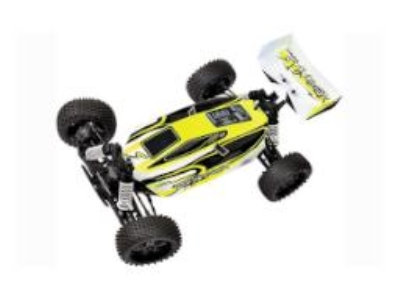 T2M Pirate Stinger Brushless jaune 1/10e 4WD RTR