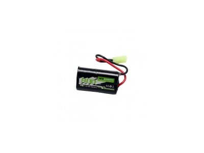 Batterie NiMh 7,2V 800mAh tricycle X-rider Prise Tamiya