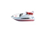 Atlantic Boat rouge 2.4G GHz RTR SIVA