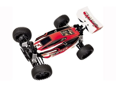 T2M Pirate Stinger brushed Rouge 1/10e 4WD RTR