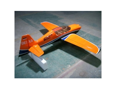 Avion East Rc Model Sbach-342 / 73 30cc orange ARF 1.85m