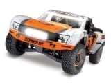Traxxas Unlimited Desert Racer VXL TQi + Led RTR Fox Edition