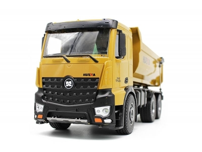 Huina Camion Benne RC 10 voies 2.4GHz RTR (CY1582)