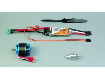 Set propulsion Brushless FUNJET ULTRA TUNING