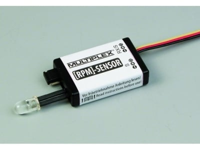 Sonde compte tours RPM-Sensor (optic) Multiplex