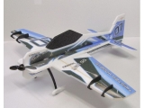 Avion RC Factory Crack Yak 55 Backyard Series bleu env.0.80m