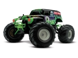 Traxxas Monster Truck Grave Digger 2WD avec sacoche RTR 7202A